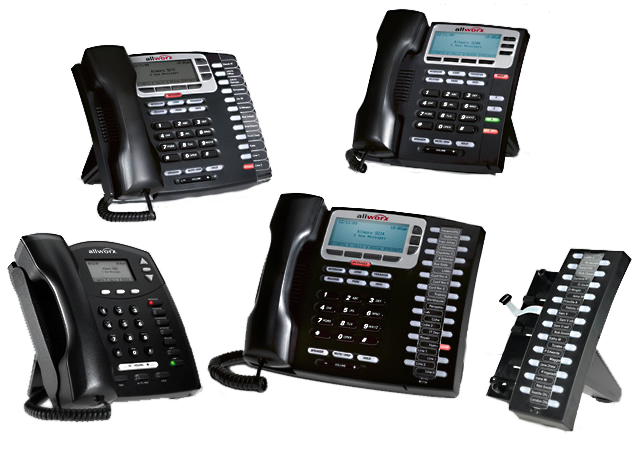 All Worx Phone System