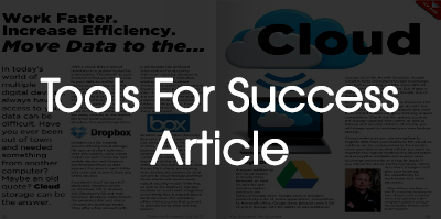 Tools For Success Article