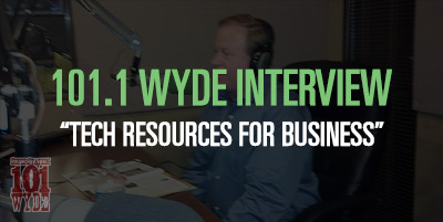 101.1 WYDE Allan Wilson Interview