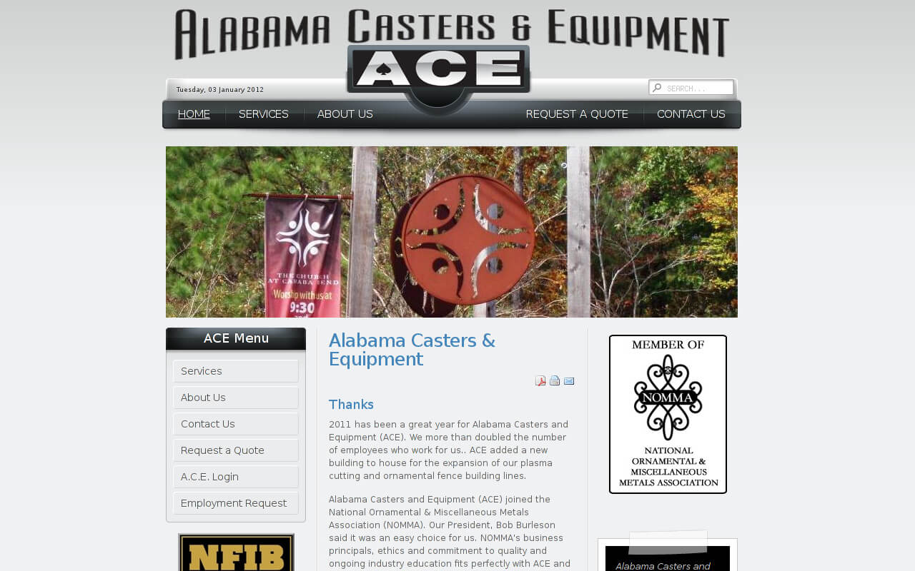 Alabama Casters & Equipment