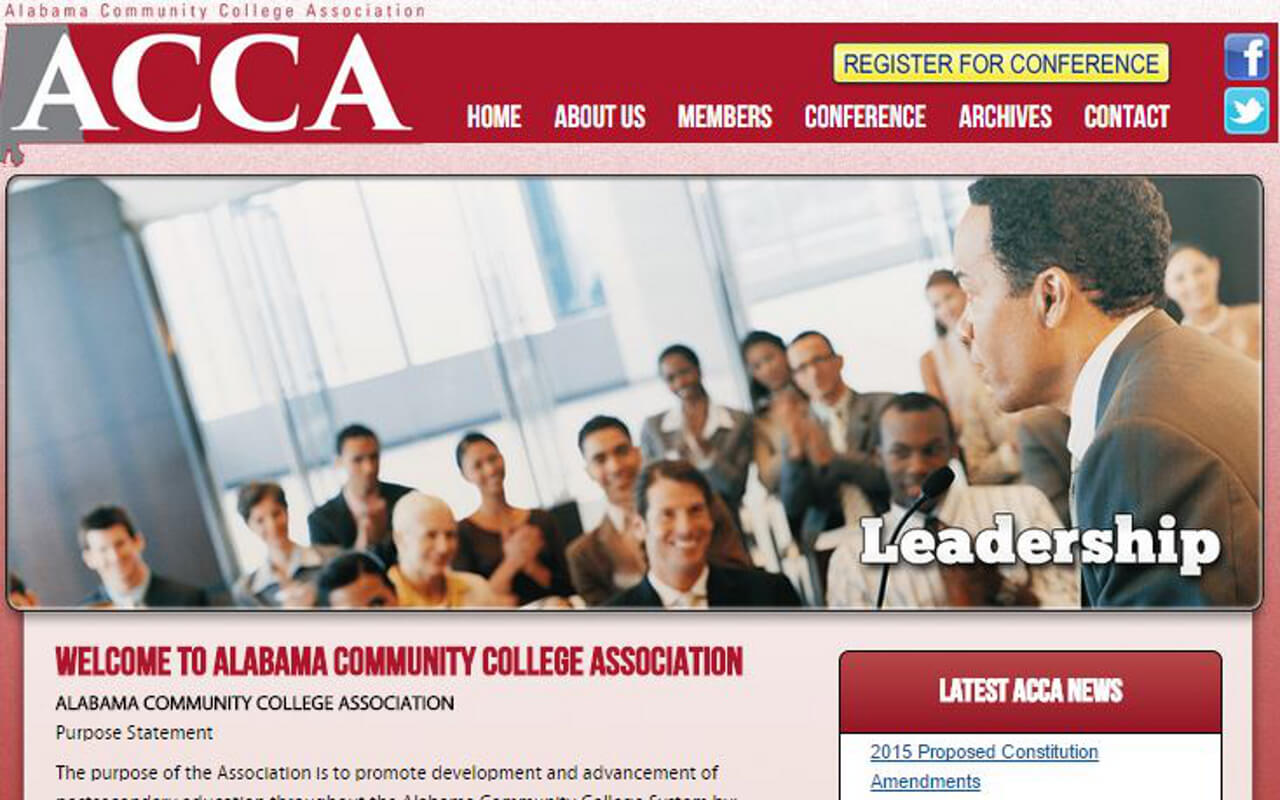 Alabama Community College Association
