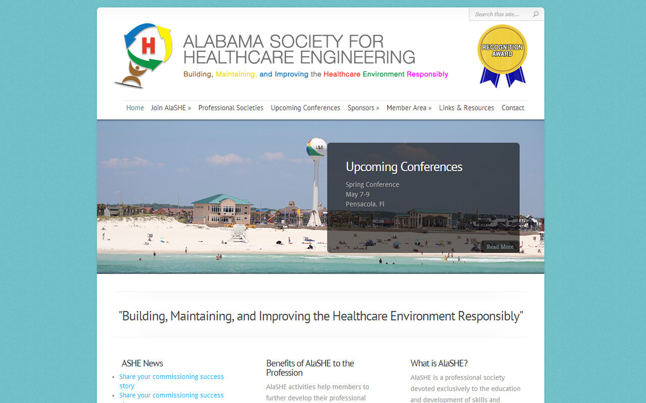 Alabama Society for Healthcare Engineering