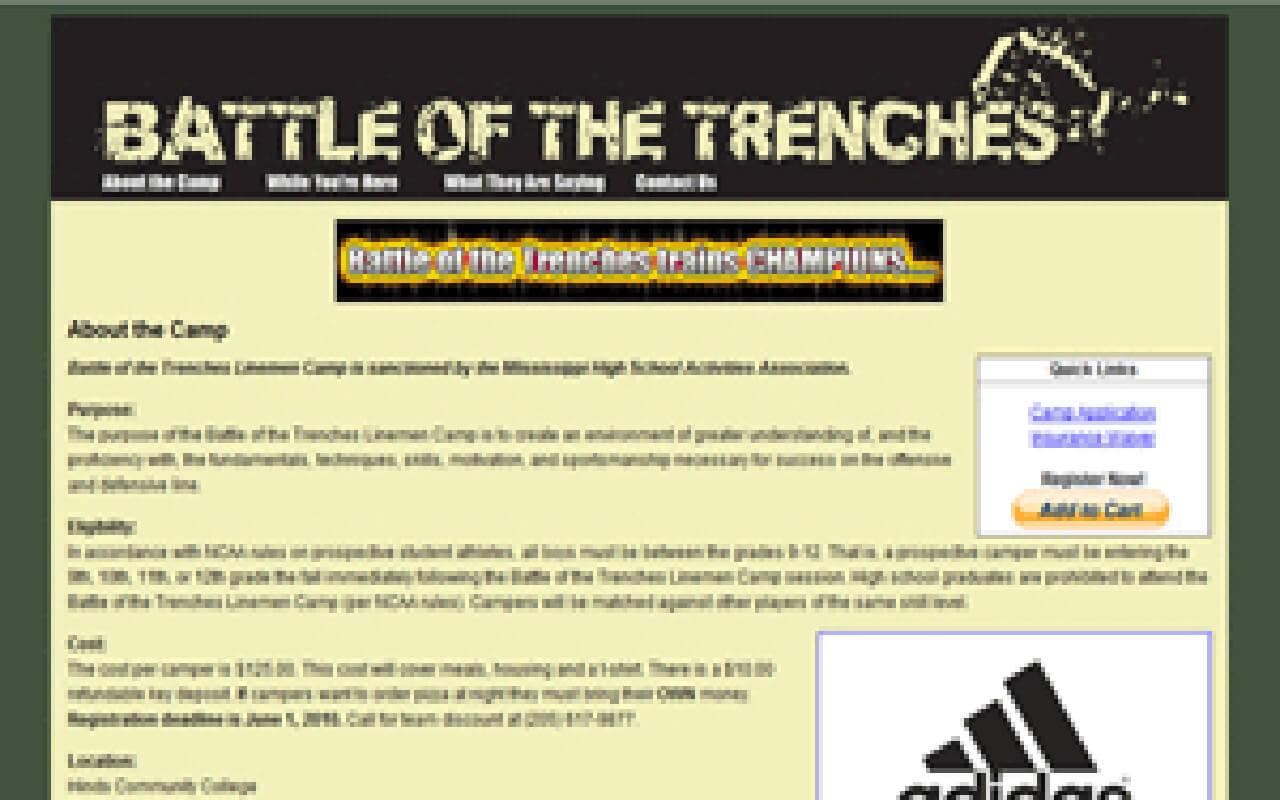 Battle of the Trenches