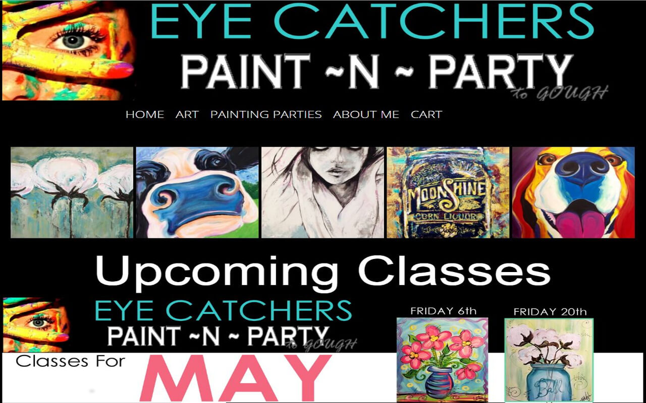 Eye Catchers Art