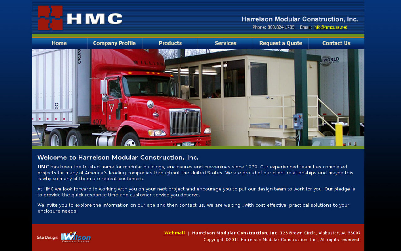 Harrelson Modular Construction