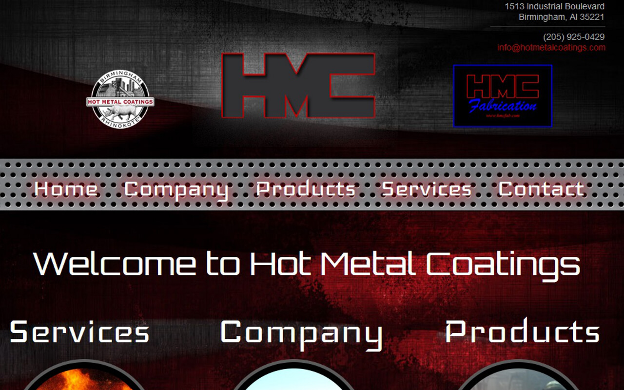 Hot Metal Coatings