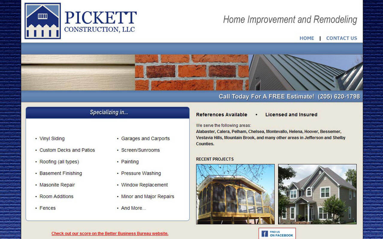 Pickett Construction