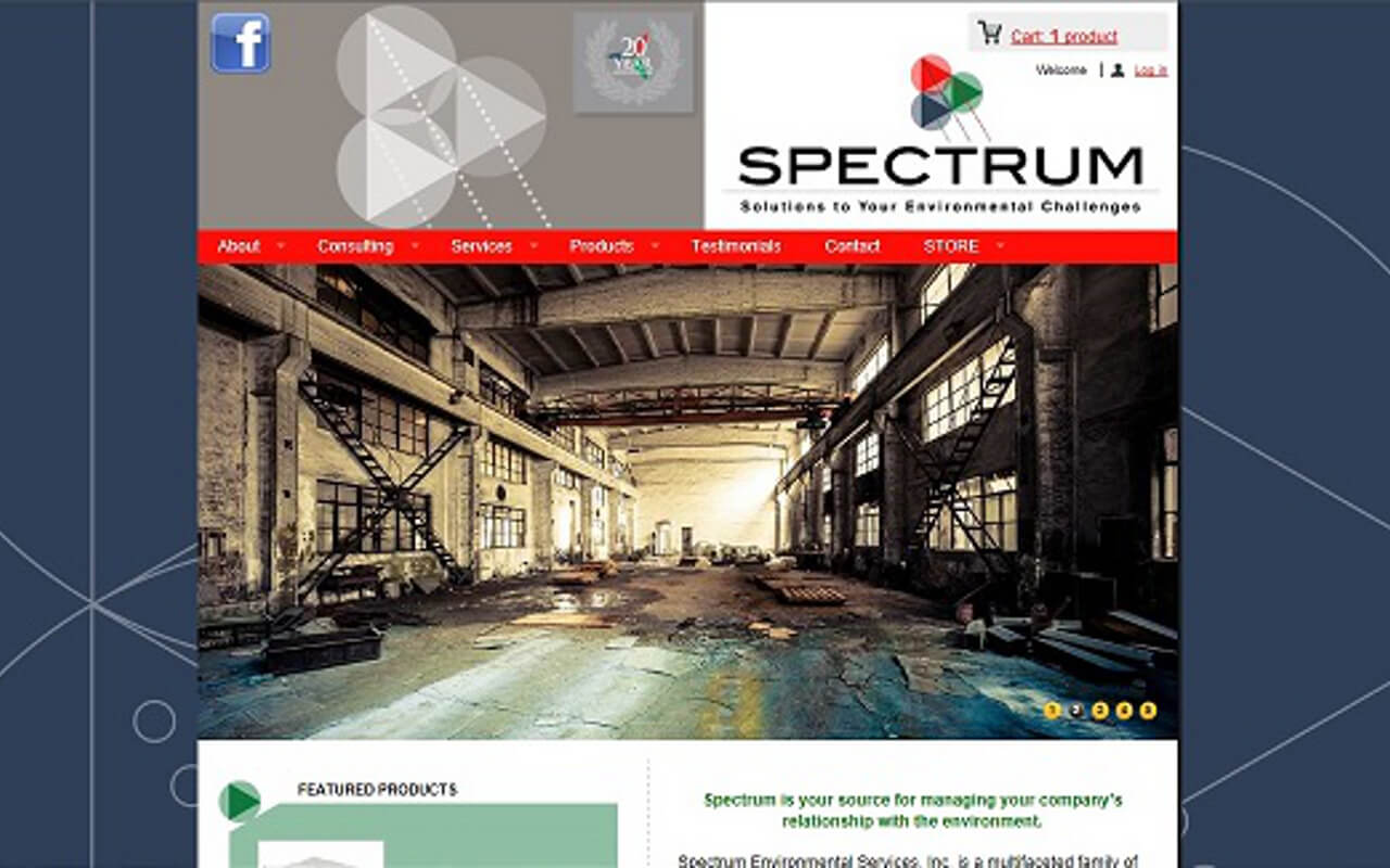 Spectrum Environmental Services, Inc. is a multifaceted family of companies offering environmental consulting, industrial services and environmental products. With headquarters in Alabaster, Alabama, near Birmingham, the Spectrum group of companies brings a high level of commitment toward quality and professionalism to every aspect of your project. As the name �Spectrum� suggests, we offer a complete and comprehensiv...
