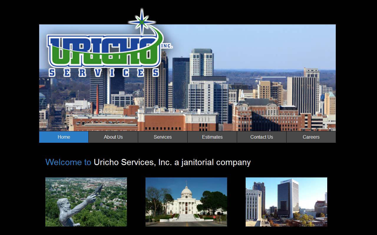 Uricho Services, Inc. provides janitorial services customized to fit your facility's unique needs. Whether you need us daily, weekly, bi-weekly or monthly basis, we can offer a cleaning program that fits your needs and budget.