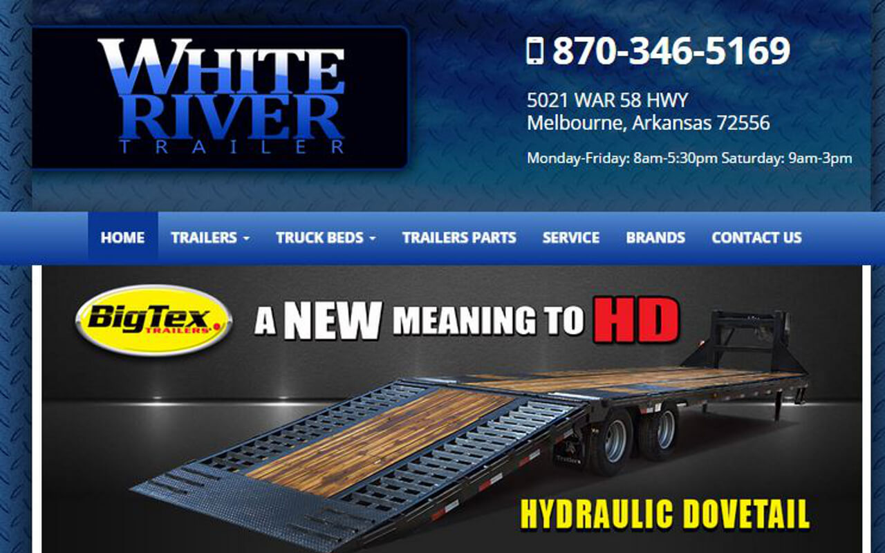 White River Trailers